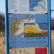 Informatiebord Watergat