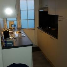keuken annex ingang